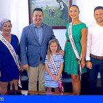 Arona se reúne con sus aspirantes Reinas del Carnaval de Santa Cruz