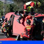 Tenerife | Más de 390 aspirantes comienzan este sábado las oposiciones a bombero