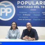 Stgo. del Teide | Brenda D. Pérez, elegida presidenta de Nuevas Generaciones