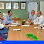 CC-PNC Tenerife reclama medidas especiales de ayuda para el sector agrícola tras el temporal
