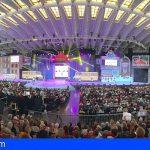 El Carnaval tinerfeño llegará a 5.000.000 de personas a través de medios internacionales