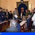 Stgo. del Teide entregó las ayudas sociales e individuales para el pago del IBI