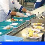 Desconvocan la huelga en el servicio de cocina de La Candelaria