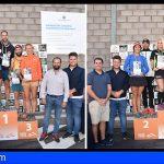 Stgo. del Teide | Aarón Hernández y María del Mar Camarero, ganadores de la Subida del Panadero