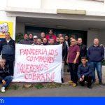 Tenerife | Los trabajadores de Panadería los Compadres a huelga indefinida tras 4 meses sin cobrar