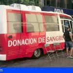 El ICHH continúa con sus campañas de donación de sangre en Canarias
