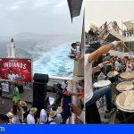Más de 8.000 personas viajan en Naviera Armas a La Palma para la Fiesta de los Indianos