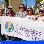 Las Kellys, corazón del proletariado de Canarias