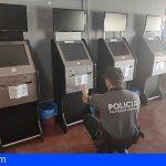 Precintan y levantan acta de infracción a un local de apuestas externas en Gran Canaria