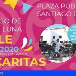Stgo. del Teide organiza el Baile de Mascaritas y el Machango de la Media Luna