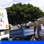 Arona | Los vehículos de limpieza de bajas emisiones evitarán añadir 115 toneladas de CO2