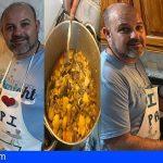 Juan Santana | Comida sin fritura de Barbuzano. Ropa Vieja Canaria