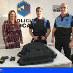 Granadilla dota de más recursos a la Policía Local para mejorar la seguridad de agentes y de la población