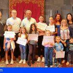 """San Miguel entregó los diplomas de la """"V Edición Junior Chef Club"""""""