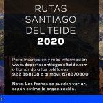 Stgo. del Teide lanza un amplio programa de senderismo para 2020