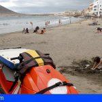 UGT denuncia que la falta de medios en la playa de El Médano puso en riesgo a un windsurfista