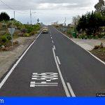 Fallece un motorista tras salirse de la vía en Vilaflor