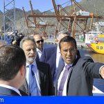 La reparación naval en el Puerto de Granadilla, en la mira de Tenerife Shipyards