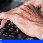 Aumenta en Canarias el uso de internet por parte de las personas mayores de 55 años
