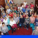 Granadilla recibió a la 3ª edad de Santa Cruz del programa 'Nuestros guías, los mayores'