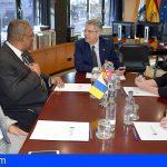 Canarias y Cuba ratifican la voluntad de impulsar su protocolo de colaboración