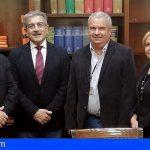 San Miguel trasladó algunas necesidades municipales al Vicepresidente del Gobierno de Canarias