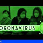 Canarias constata hasta el momento 63 casos activos de coronavirus y 7 altas