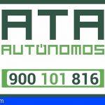 Nacional | ATA asesora gratuitamente a todos los autónomos frente al coronavirus