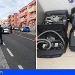 La Policía Local de Granadilla levanta más de un centenar actas por incumplir el estado de alarma