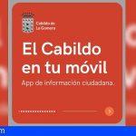 La Gomera habilita la App de información ciudadana ´El Cabildo en tu móvil`