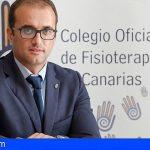 El COFC solicita el cierre en toda Canarias de los centros de Fisioterapia