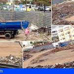 Arona realiza 225 intervenciones contra vertidos ilegales de escombro y material de obras