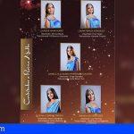 5 candidatas aspiran a convertirse en Reina Adulta del Carnaval de Los Gigantes
