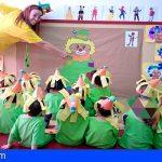 San Miguel | El carnaval llegó a la Escuela Infantil Capitán Galleta
