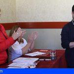 Celso David Mendoza, nuevo concejal de CC en Guía de Isora