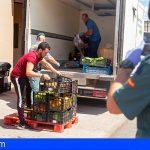 Oasis Wildlife Fuerteventura recibe excedentes de comida de hoteles