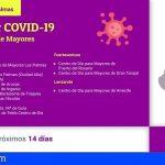 Coronavirus | Canarias cierra los 24 centros de día para personas mayores