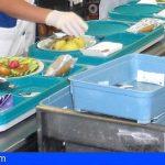 Canarias | Las familias no pagarán el comedor los días que dure la suspensión de la actividad escolar