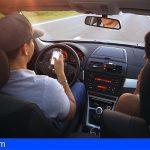 Localizan a un conductor que se grabó circulando a 220 km/h y colgó el vídeo en redes sociales
