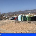 Cs Granadilla pide reubicar los contenedores que están junto al paseo marítimo de Los Abrigos
