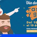 """Santiago del Teide lanza el """"Rasca y Gana"""" del Día del Padre"""