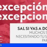 Canarias recuerda que la donación de sangre es vital en estas fechas excepcionales