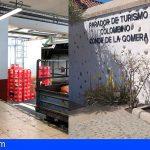 Continúan las donaciones de empresas en San Sebastián de La Gomera