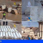 Nacional | 752 kilos de metanfetamina en estado puro, ocultos en bloques de mármol