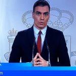 Gobierno de España declara el Estado de Alarma por el Coronavirus