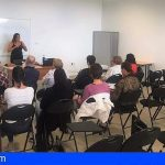 20 emprendedores granadilleros participaron en el taller dirigido al trabajador autónomo