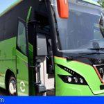 GuaguaGomera establece la gratuidad de sus servicios y reduce las plazas en todas sus rutas