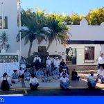 El Hotel Jardín Tecina en La Gomera dona sus productos a los mayores, tras su cierre temporal