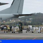 Canarias | Sanidad recibe nuevos pedidos de material de protección ante el coronavirus COVID-19