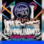Adeje | El Hard Rock Hotel vuelve a acoger «Children of the 80's»